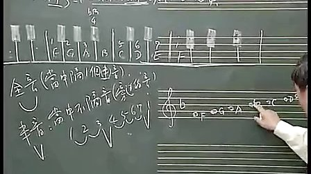 宋大叔教音乐第一单元看谱学歌与基础乐理
