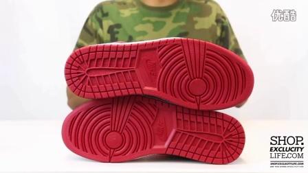 Air Jordan 1 Retro High OG Banned AJ1 黑红禁穿 实物细节近赏