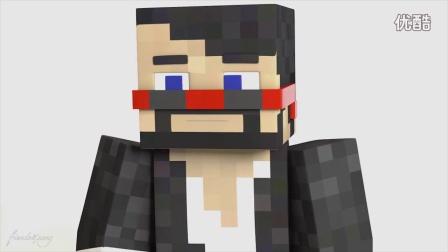 Minecraft动画 最棒的电视广告