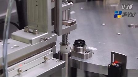 横川机器人深圳有限公司 DD马达 电机应用案例