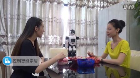 城市漫步智能机器人