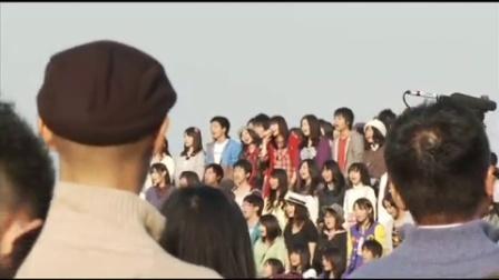 新垣结衣sony play you 广告, 小さな恋のうた的花絮8