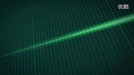 心跳条纹Logo演绎动画AE模板