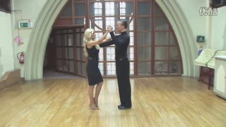 拉丁舞基本教学(伦巴) Izabela Dance - Tutorial 6 of 8 - Rumba
