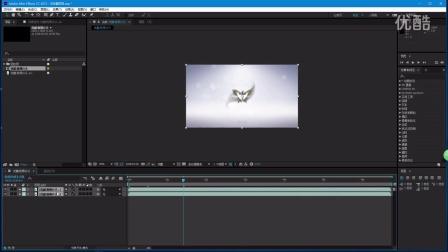 【上帝】AE视频教学第三期快捷键的简单讲解