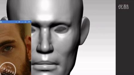 次世代教程Ⅱ钢铁侠3Dmaya模型教程&云图动漫学院