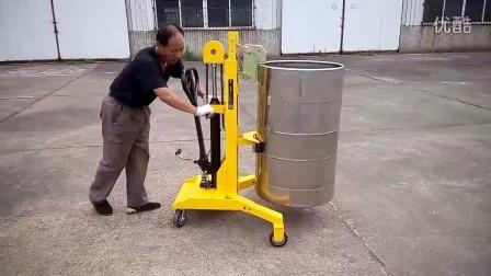 ERGO-IC内卷边桶专用油桶搬运车
