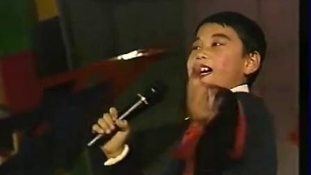 搜狐视频-钢琴家汪洋小时候演唱《种太阳》