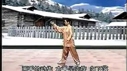 萧恭学习吴八式太老师极拳完整教学