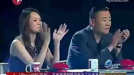 搜狐视频-中国达人秀爆笑模仿猩猩弹钢琴
