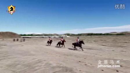 金盾马术视频新闻:2016年中国马术耐力巡回赛丰宁站激情开赛