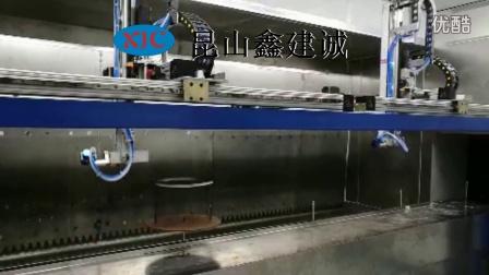 在线式喷涂机 -自动喷漆设备厂家-厂家直销-鑫建诚自动化