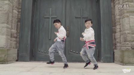 "TOPKING-少儿明星班 萌宝""BB COOL""——刘俊逸&小牛给大家带来Chris Brown的""Aint Thinkin Bout You"""