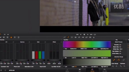 DaVinci Resolve Video Tutorial- Chroma Dark