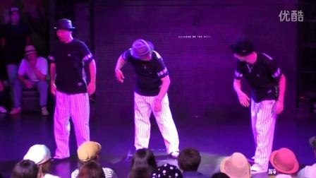 【太嘻哈】練馬THE FUNK(RYUZY + ATZO + KITE) _ HOT PANTS vol.40 DANCE SHOWCASE