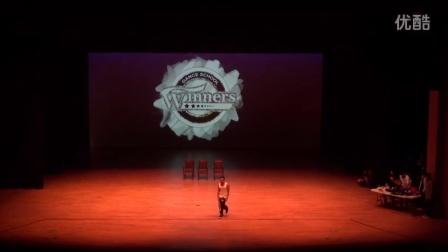 POPPIN DS - Battle Judge showcase @ WINNERS BIG PARTY 2016 (1)