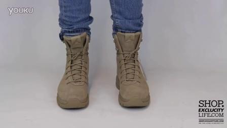 Jordan Future Boot Khaki 上脚欣赏