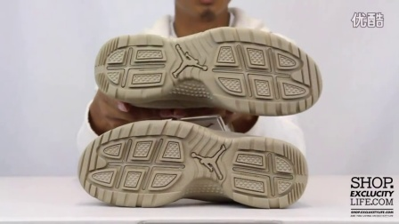 Jordan Future Boots EP Khaki 实物细节近赏