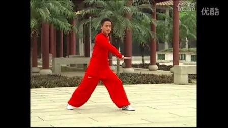 爱剪辑-双节棍中级(四段单练套路)第一小节教学视频