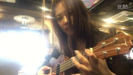 小叛逆秀兰邓波儿ukulele尤克里里指弹简单版
