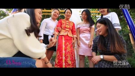 欧尚婚礼  时光谣影音工作室  张嘉伟+贾佳婚礼预告片