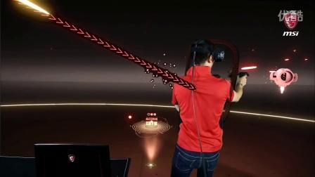 VR遊戲體驗_GT73VR