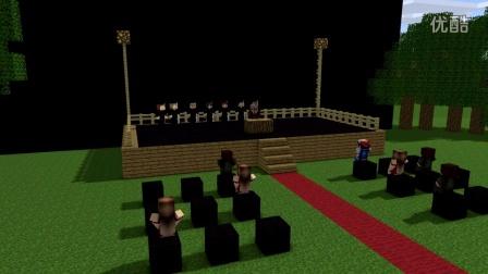 一个悲惨的爱情故事_我的世界Minecraft动画
