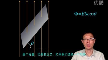 高中物理选修3-1 34 磁通量