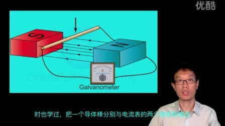 高中物理选修3-2 1 感应电流产生的条件