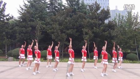 美娇广场舞队——《暖暖的幸福》