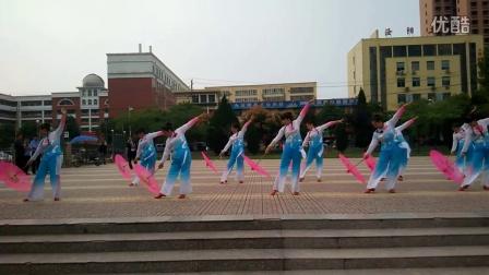 汝阳南街舞蹈《江南之恋》