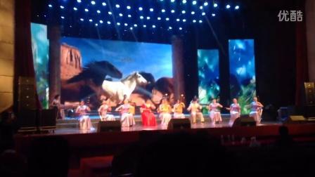 【201412】【彩排】《战马奔腾》 山财新年音乐会