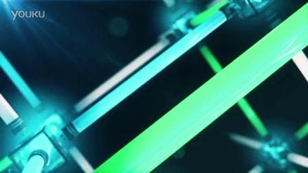 超炫霓虹灯管舞台背景视频