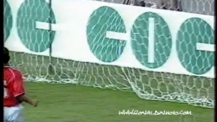 小罗1999 国际友谊赛 Brazil - Letonia