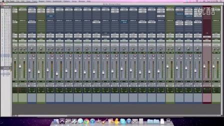 【5分钟混音技巧1】23. 5 Minutes To A Better Mix- Mixing In Mono
