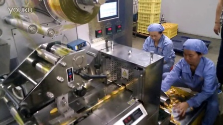 玉米软糖高速全自动包装