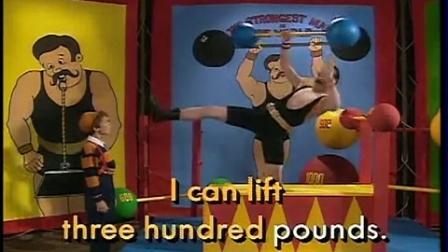 hey mr strongman