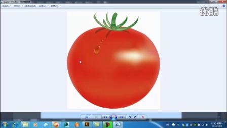 AI制作逼真西红柿