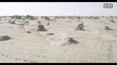 新蕾电动车穿越全球第二大沙漠—塔克拉玛干大沙漠。_高清_标清