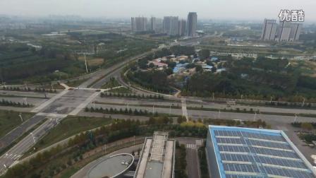 鸟瞰许继新能源产业园