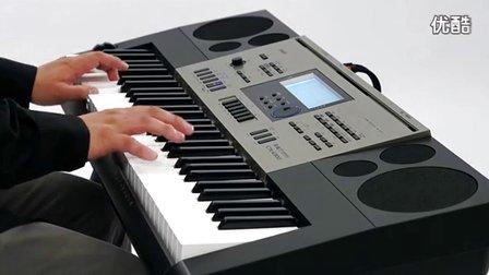 电子琴考级曲目示范《茉莉花》(第四套中国音协考级5级)_高清