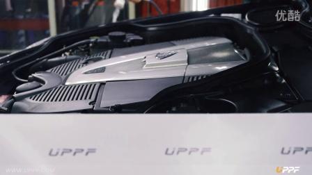 迈巴赫62S全车施工UPPF(优帕)透明车衣马云同款千万级座驾