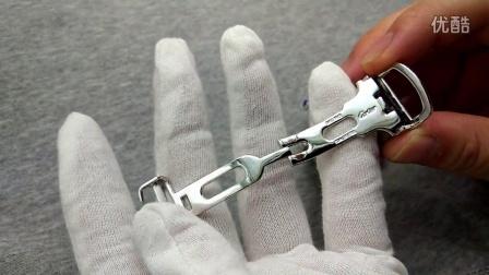 世明表业www.hkbiao.net 卡地亚卡利博系列真飞轮手动机械奢华男表 货号  KDY371
