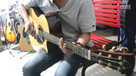 原创吉他指弹《WAVE》 醴陵蓝指吉他