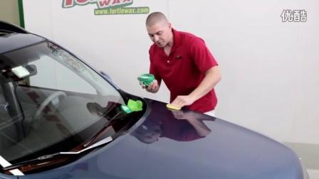 如何给汽车打蜡 美国龟牌