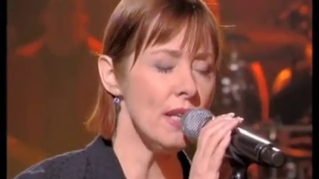 Vanessa Paradis & Suzanne Vega - Blowin' In The Wind (Dec. 2007)