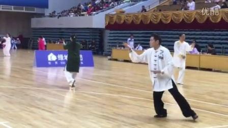 2016上海市绿地杯武术大会运动会