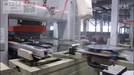 冲孔机械手 冲压连线机械手设备 自动抓取冲压机械手