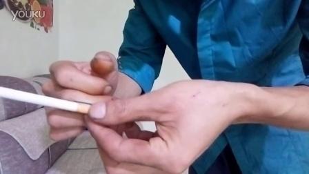 《魔术教学》空手抓物