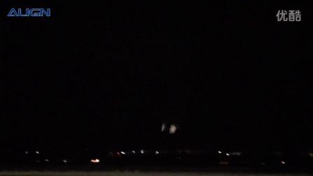 TREX 470LP 夜間飛行 2